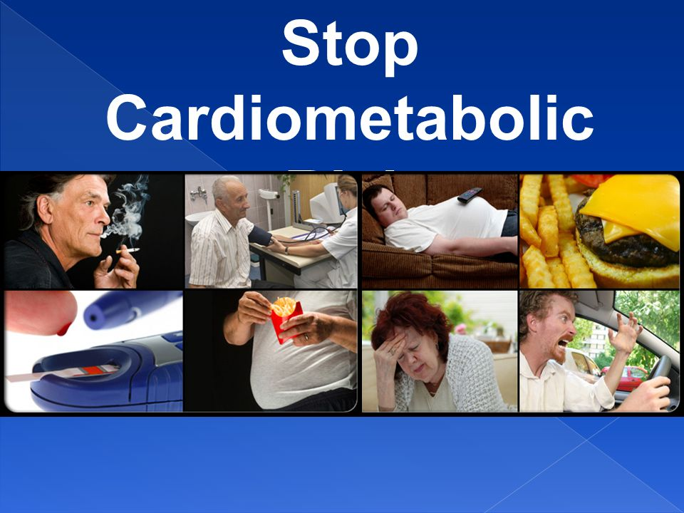 Stop Cardiometabolic Risk
