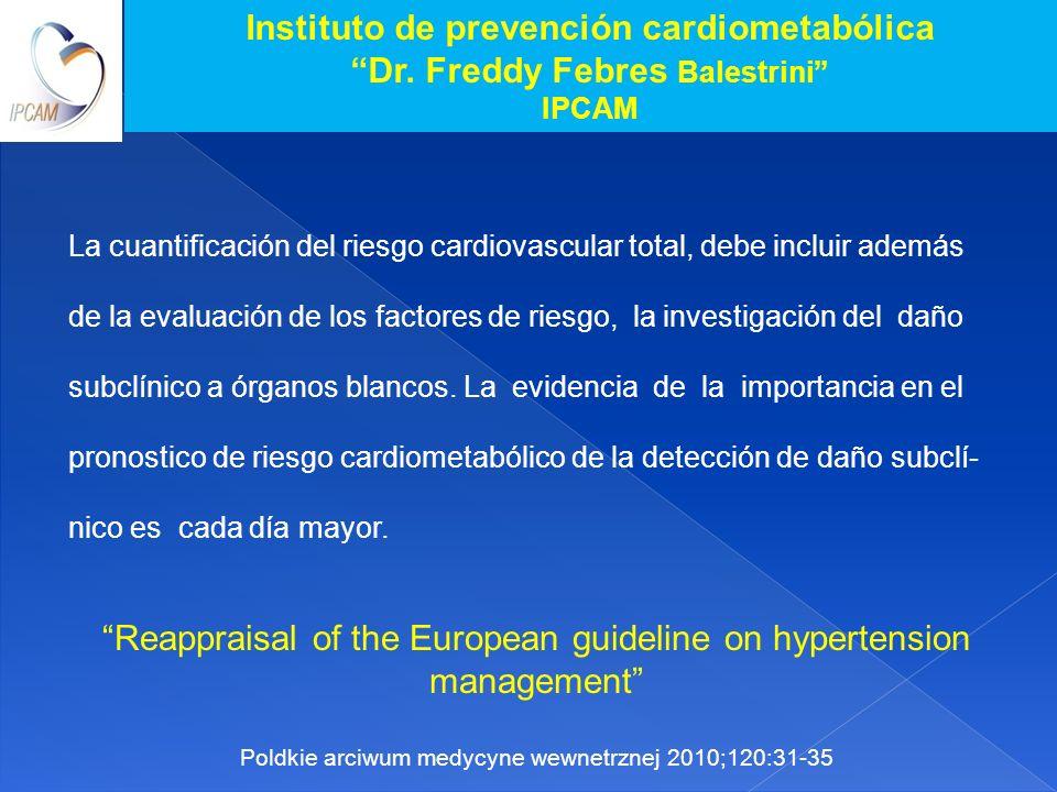 Instituto de prevención cardiometabólica