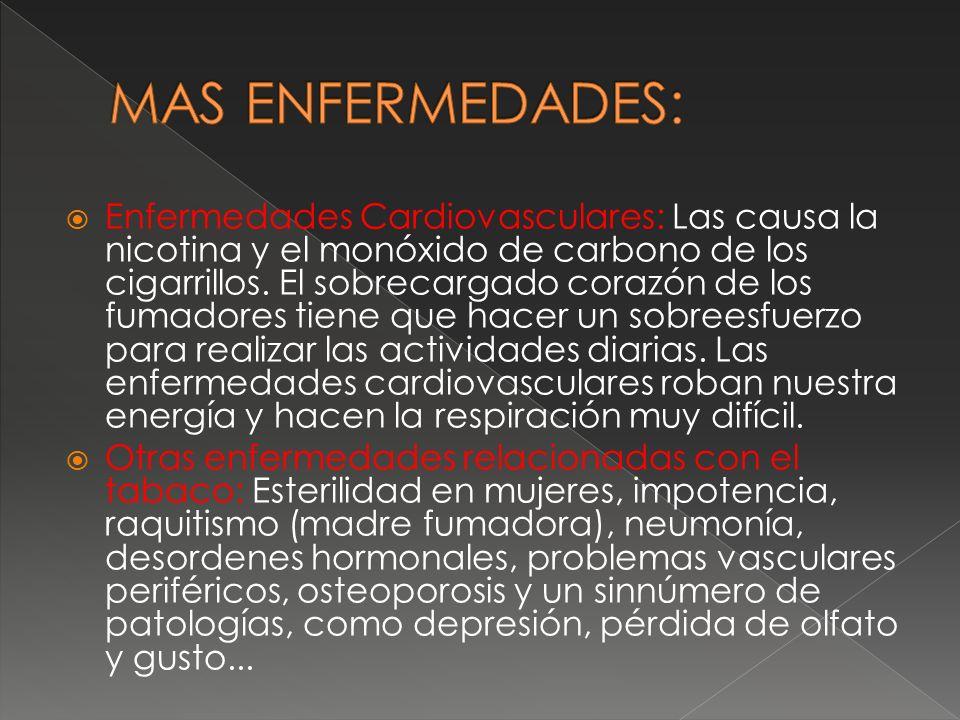 MAS ENFERMEDADES: