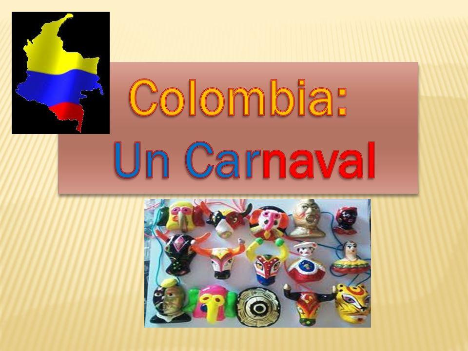 Colombia: Un Carnaval