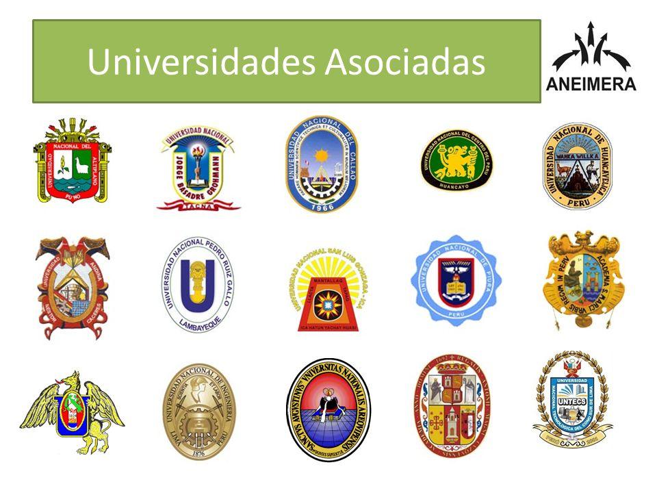 Universidades Asociadas