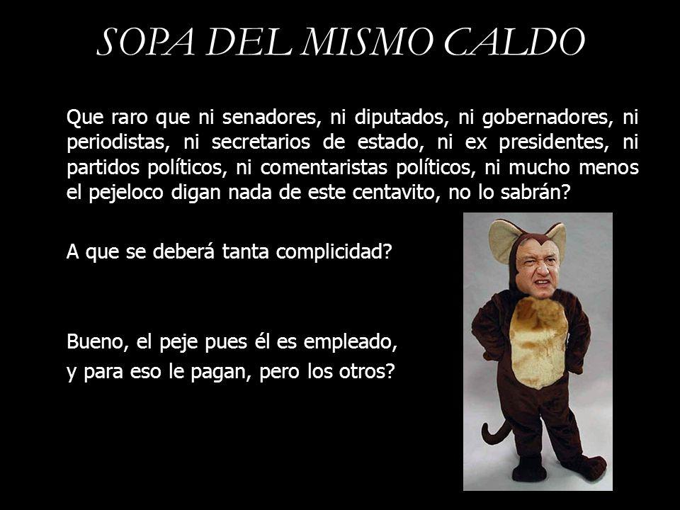SOPA DEL MISMO CALDO