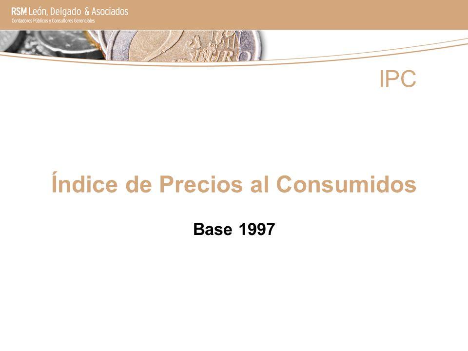 Índice de Precios al Consumidos