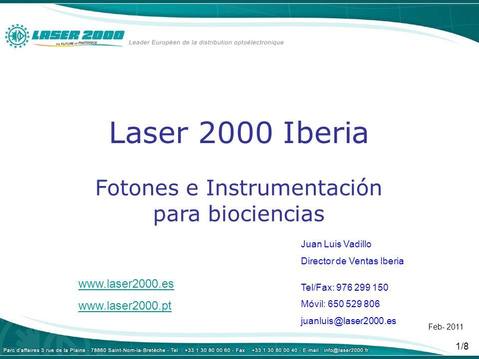 Fotones e Instrumentación