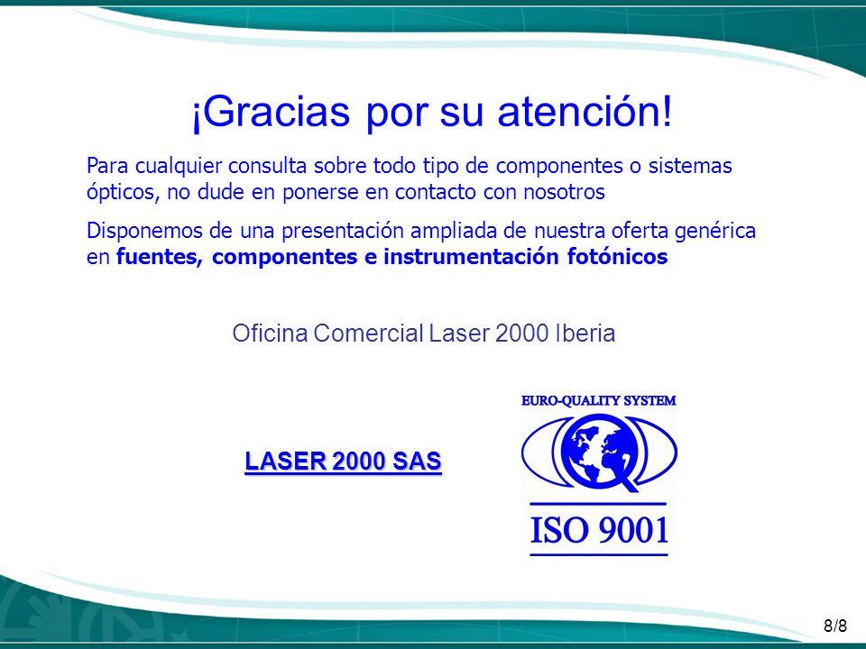 Oficina Comercial Laser 2000 Iberia
