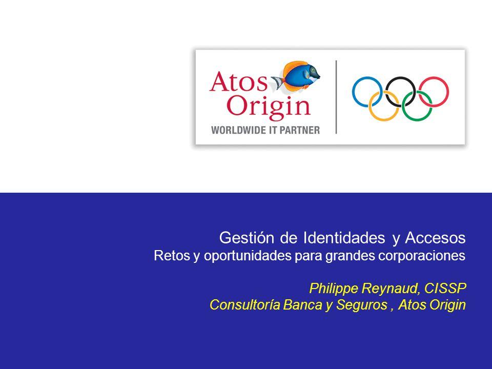 Gestión de Identidades y Accesos