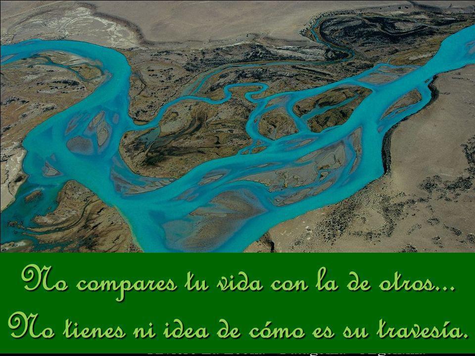 Riviere La Leona - Patagonia - Argentina