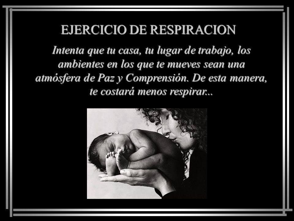 EJERCICIO DE RESPIRACION