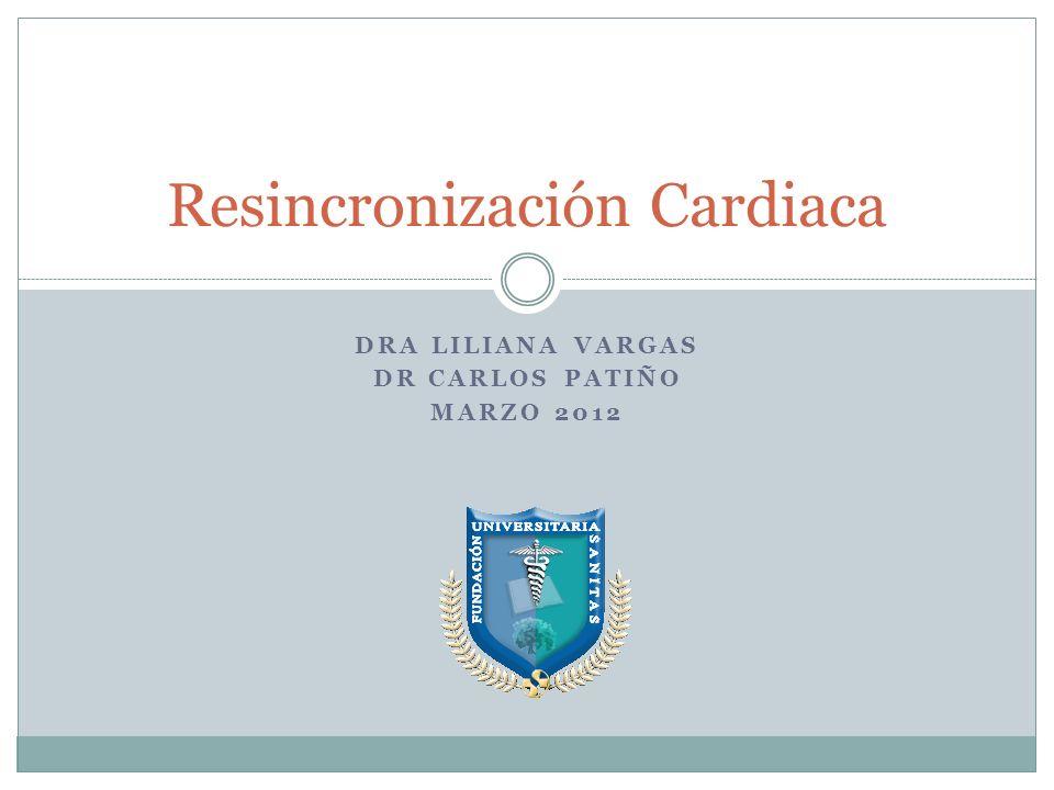 Resincronización Cardiaca