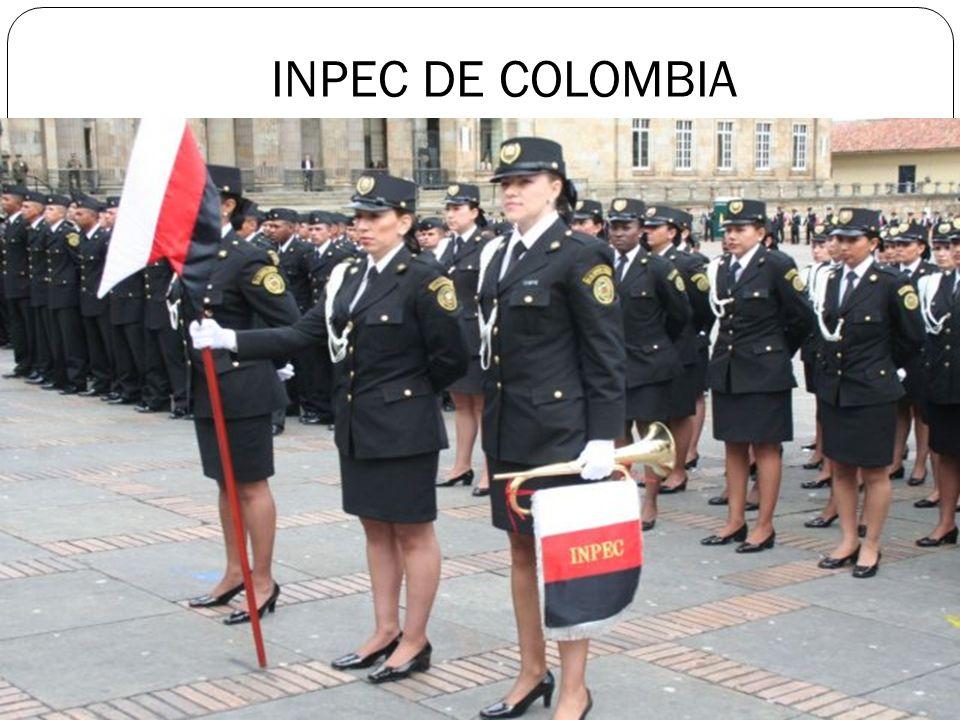 INPEC DE COLOMBIA