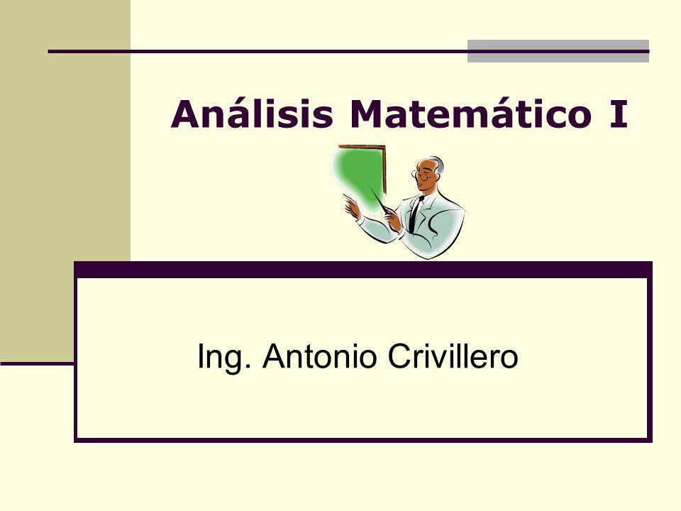 Ing. Antonio Crivillero