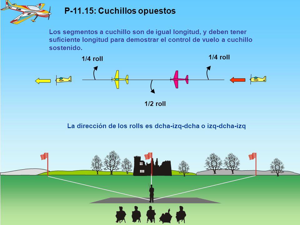 P-11.15: Cuchillos opuestos