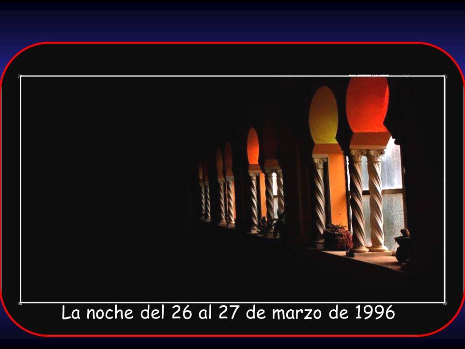 La noche del 26 al 27 de marzo de 1996