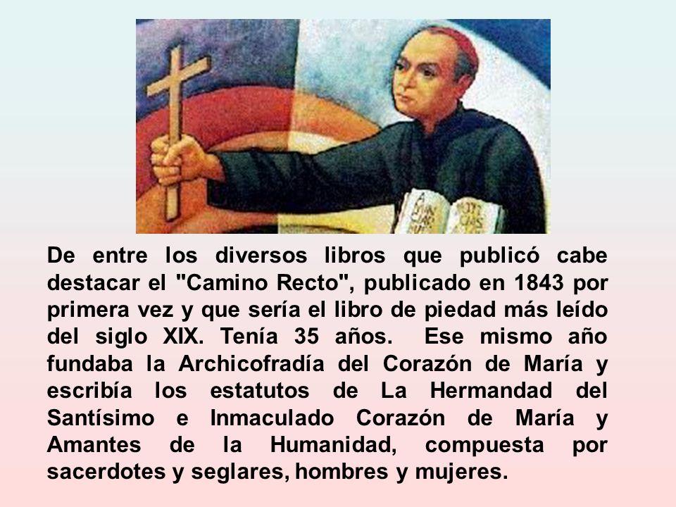 De entre los diversos libros que publicó cabe destacar el Camino Recto , publicado en 1843 por primera vez y que sería el libro de piedad más leído del siglo XIX.