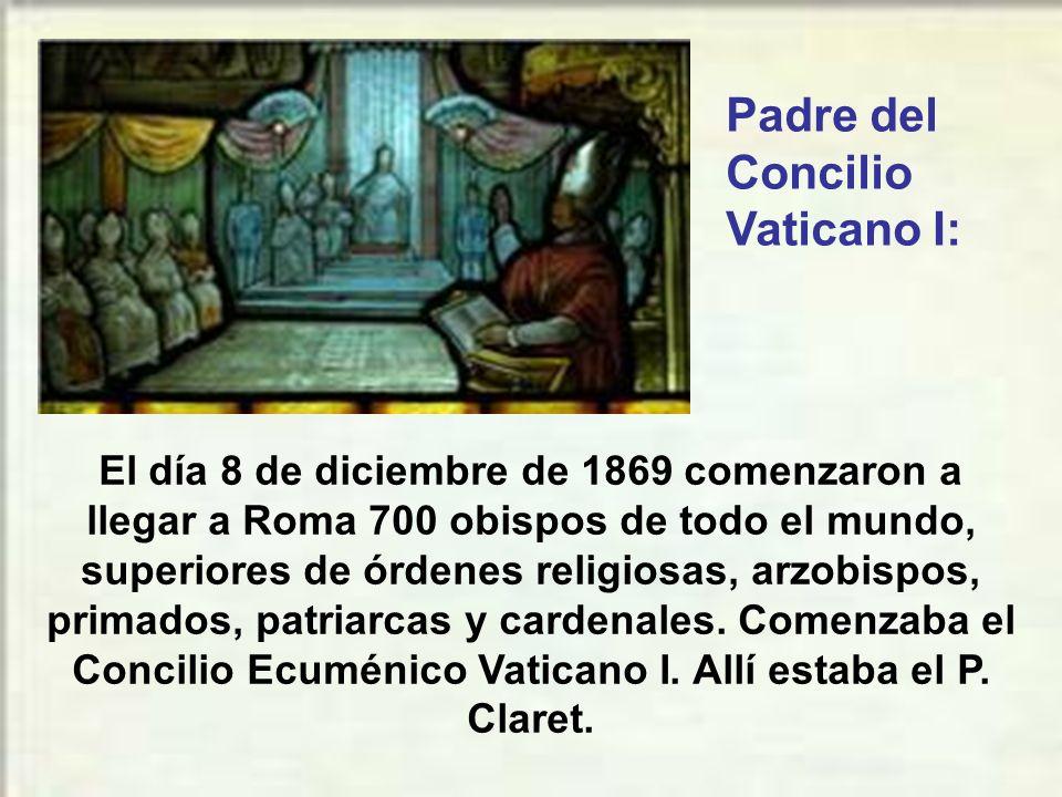 Padre del Concilio Vaticano I: