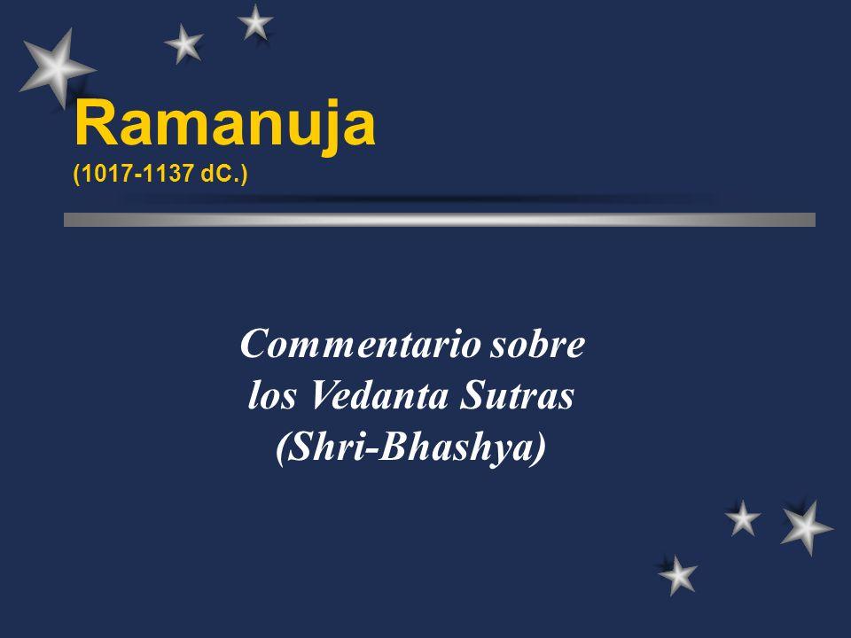 Commentario sobre los Vedanta Sutras