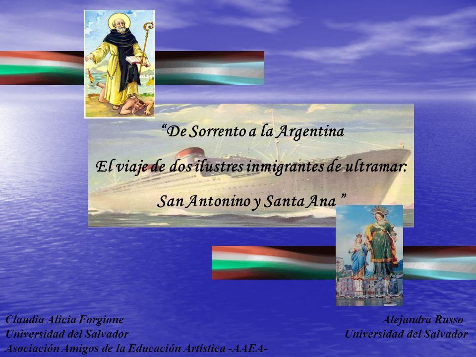 De Sorrento a la Argentina