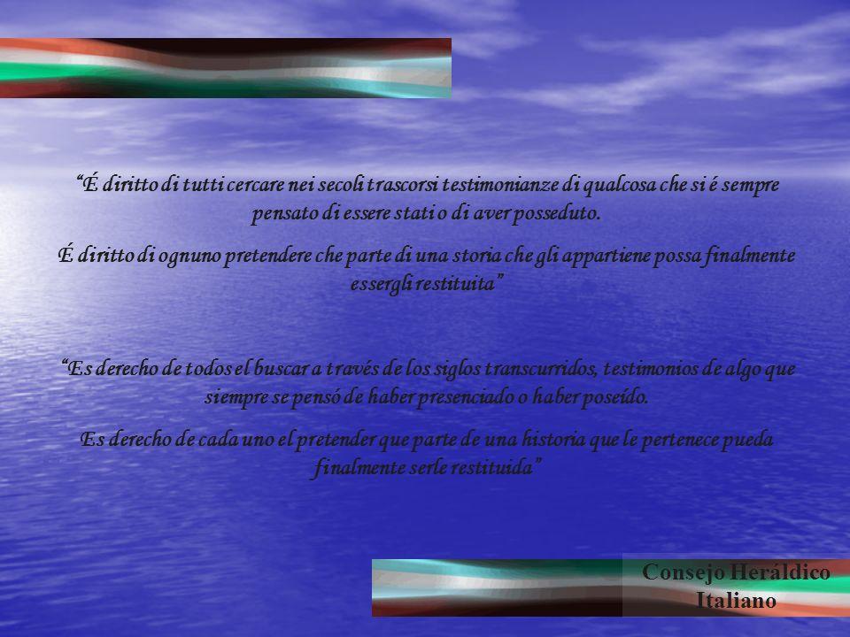 Consejo Heráldico Italiano