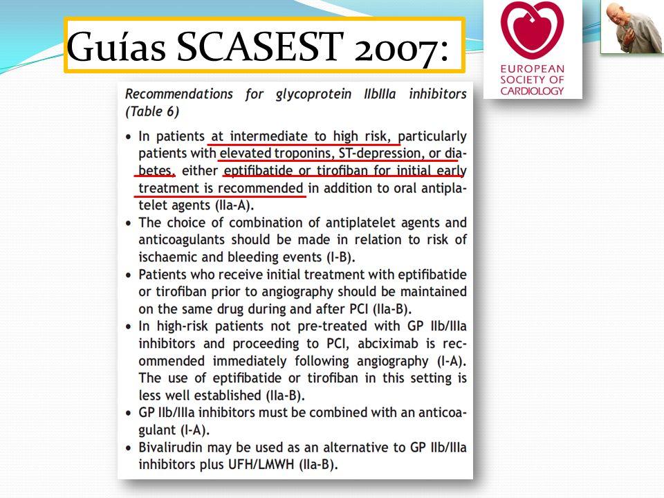 Guías SCASEST 2007: