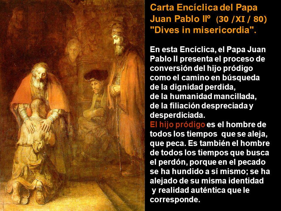 Carta Encíclica del Papa Juan Pablo IIº (30 /XI / 80)