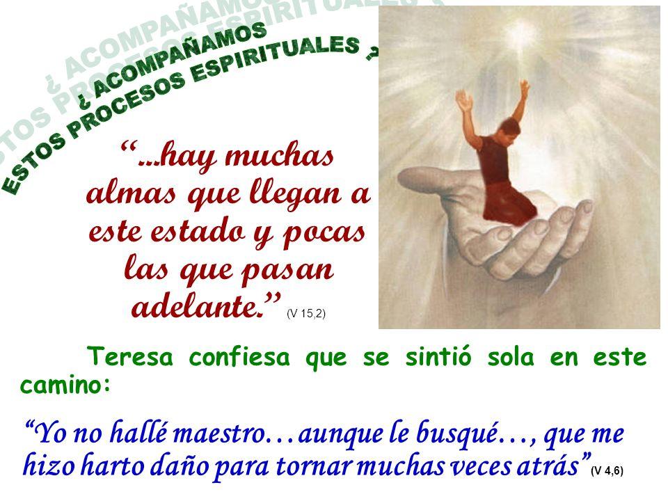 ESTOS PROCESOS ESPIRITUALES
