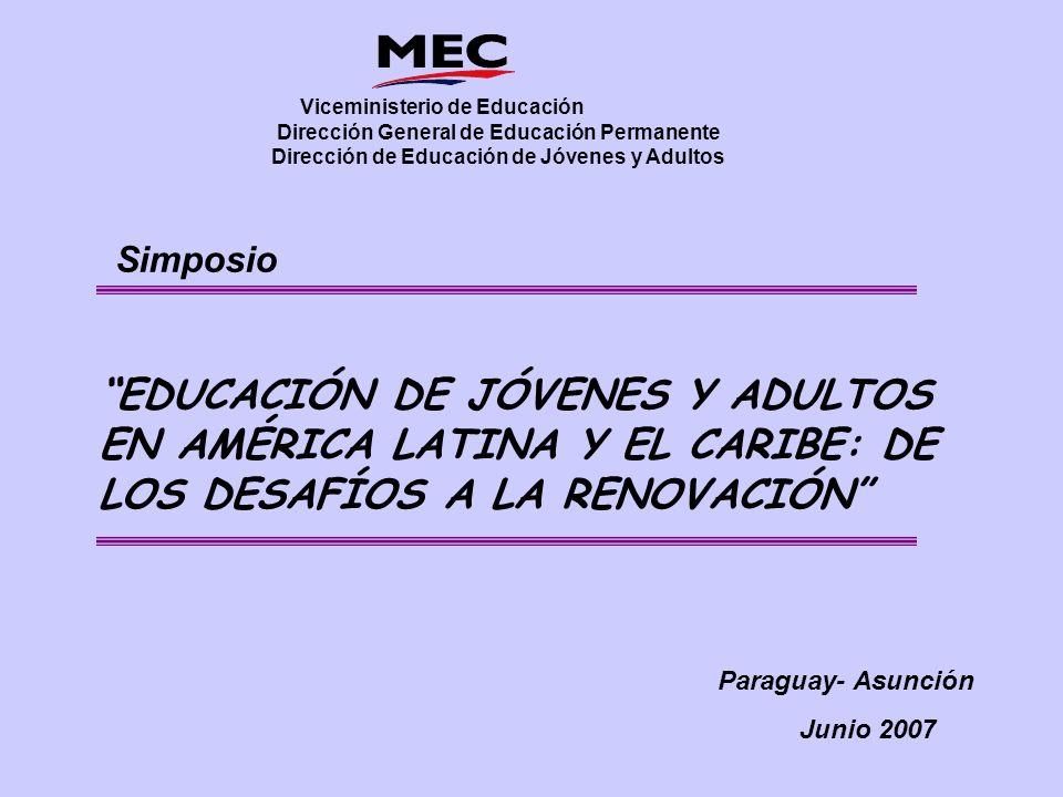 Viceministerio de Educación