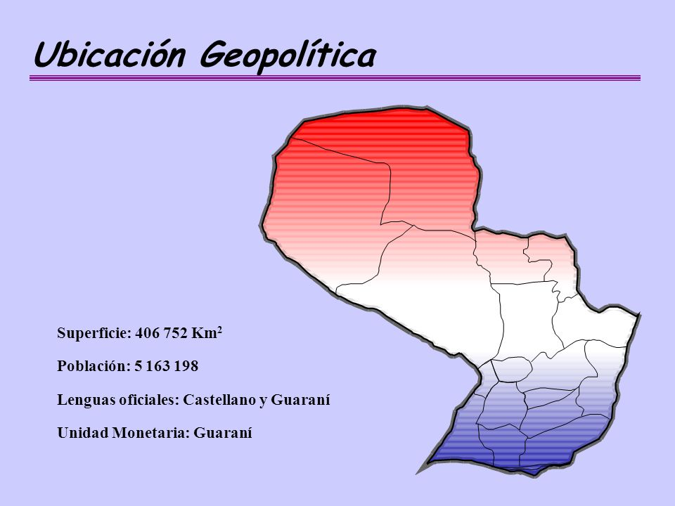 Ubicación Geopolítica