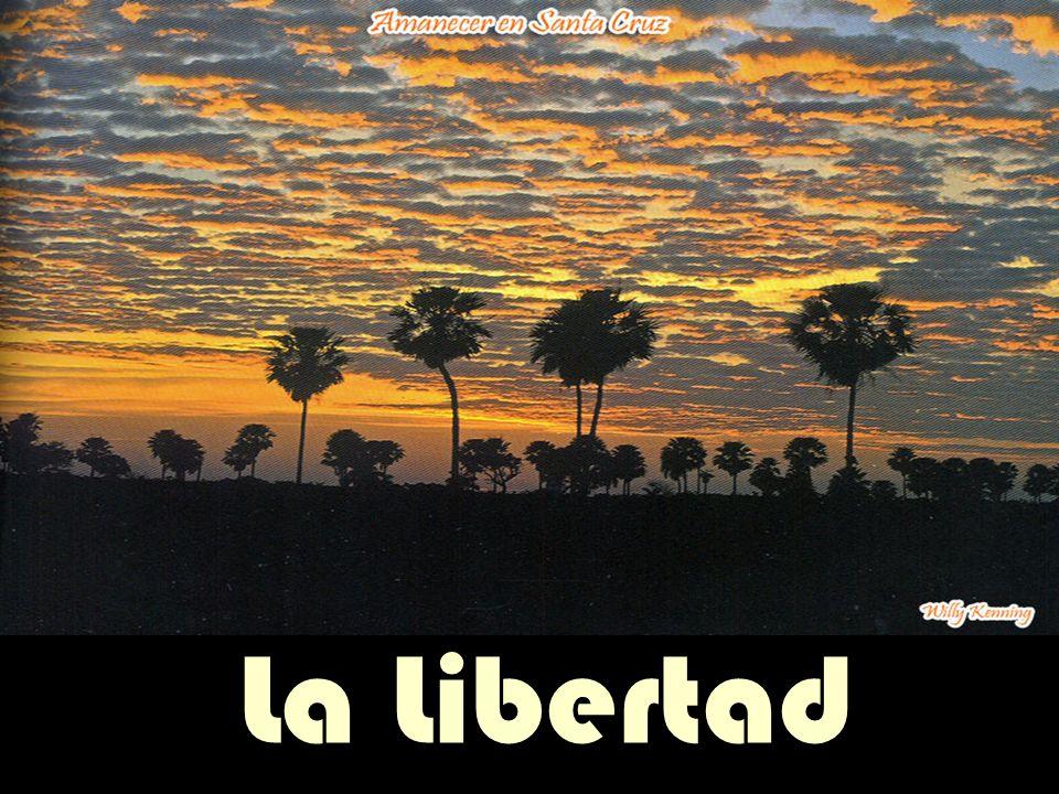 La Libertad PRESENTACION DE SLIDES PRENDE LOS PARLANTES..