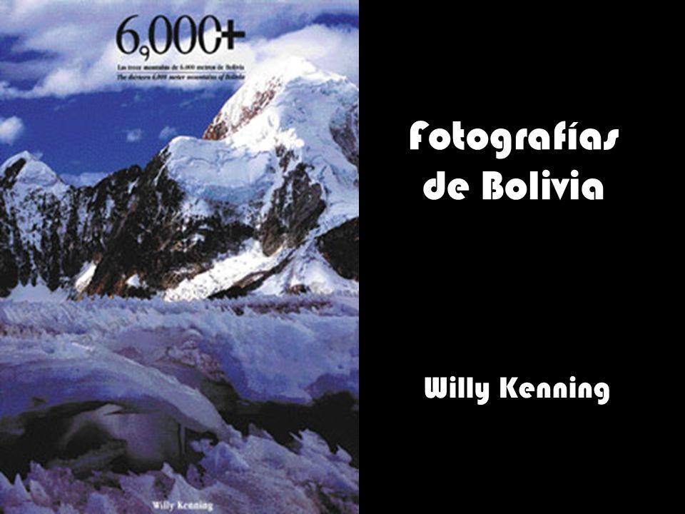 Fotografías de Bolivia