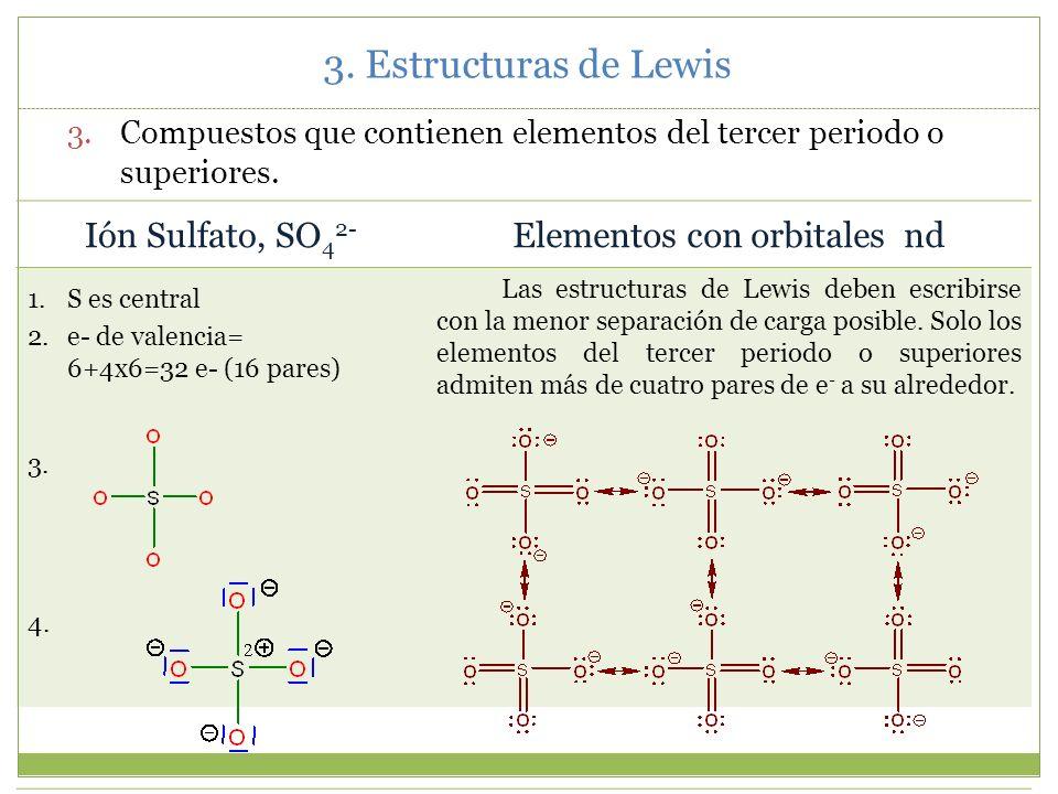 Elementos con orbitales nd