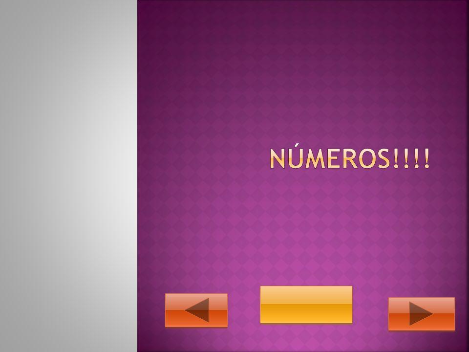 NÚMEROS!!!!
