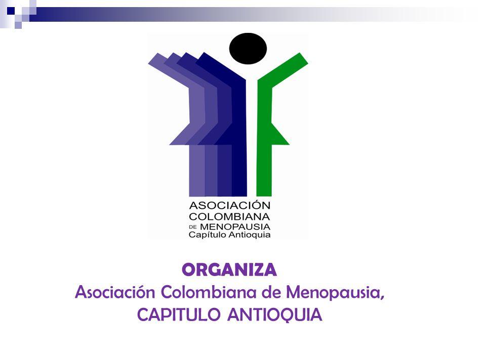 Asociación Colombiana de Menopausia, CAPITULO ANTIOQUIA