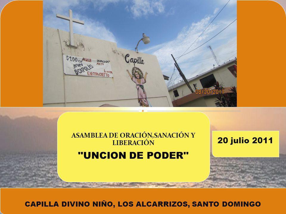 CAPILLA DIVINO NIÑO, LOS ALCARRIZOS, SANTO DOMINGO