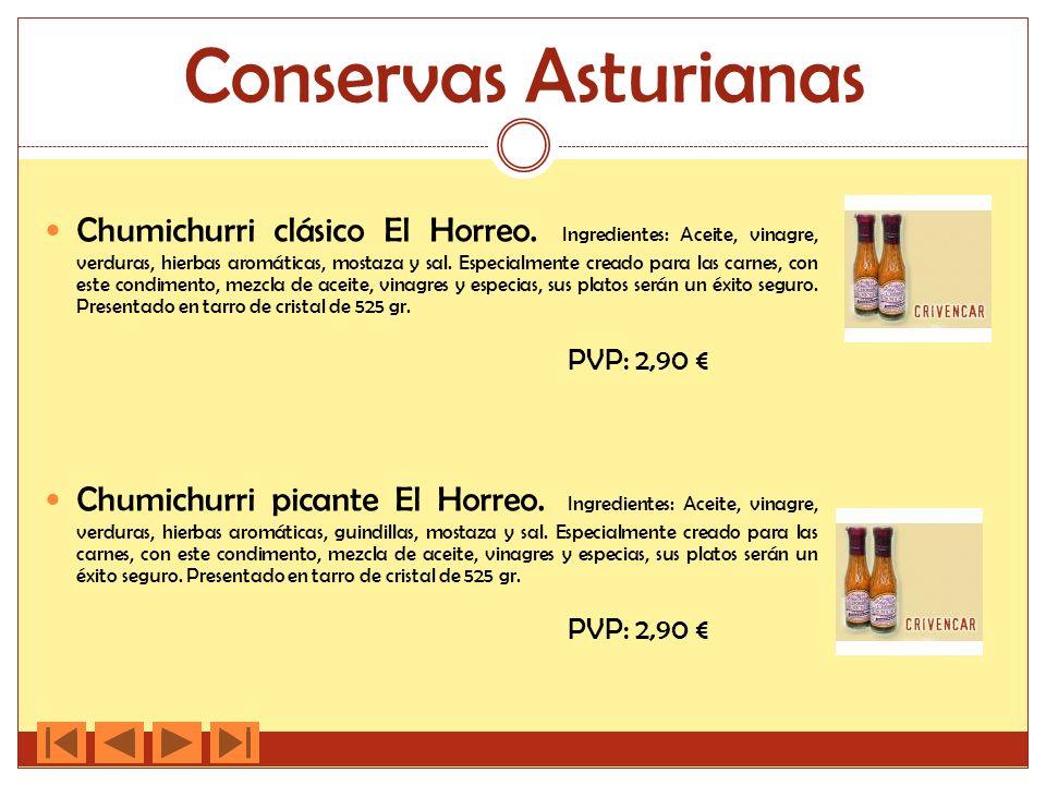Conservas Asturianas