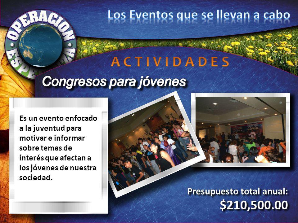 Congresos para jóvenes