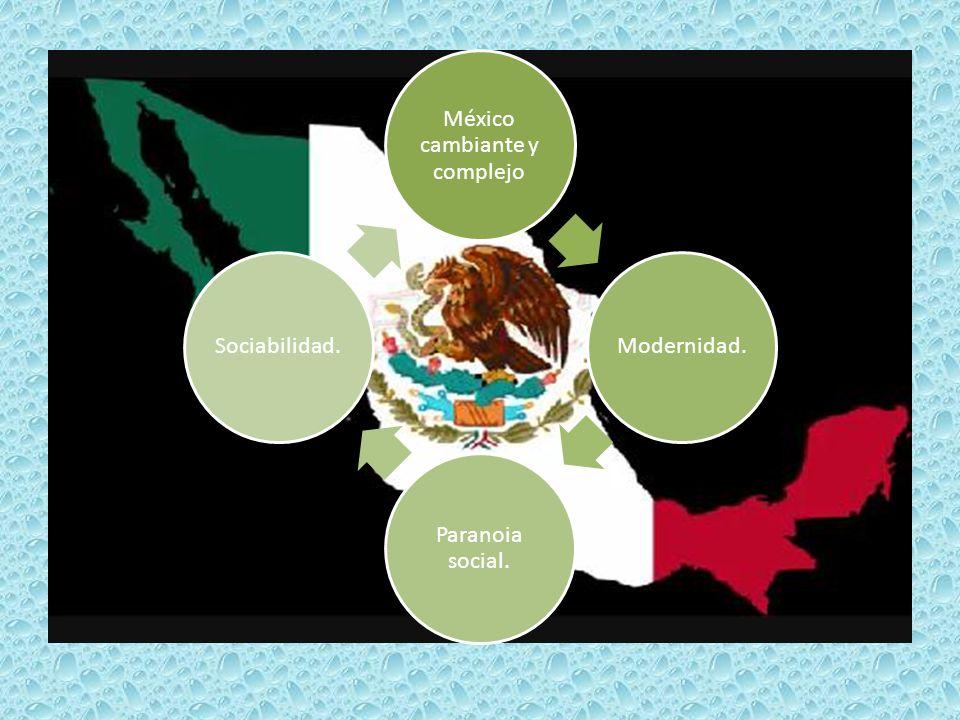 México cambiante y complejo