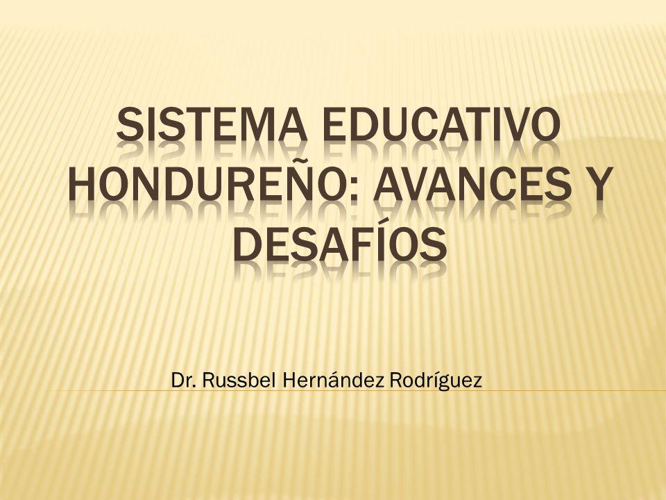 Sistema Educativo Hondureño: Avances y Desafíos