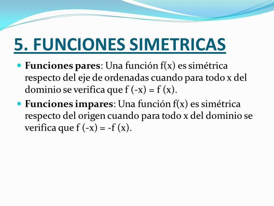 5. FUNCIONES SIMETRICAS