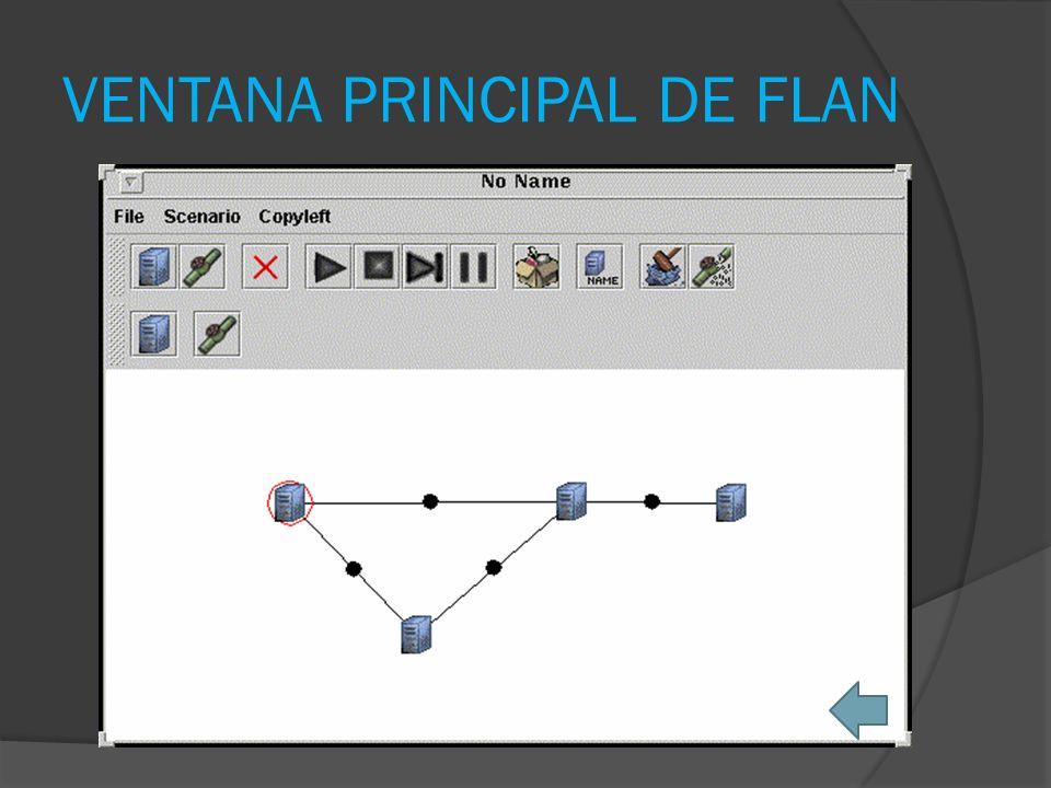 VENTANA PRINCIPAL DE FLAN