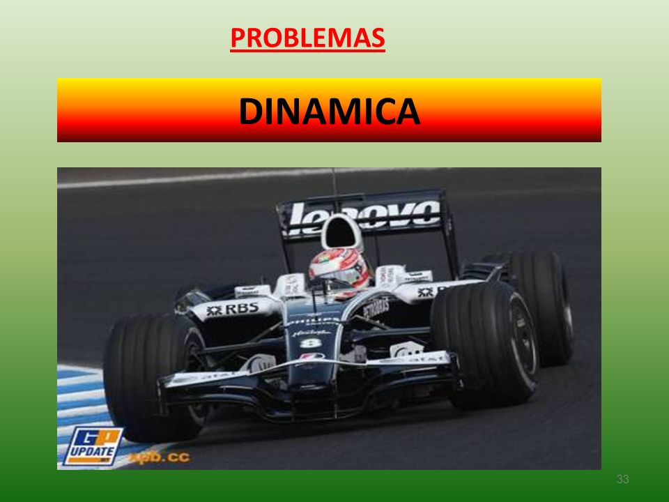 PROBLEMAS DINAMICA