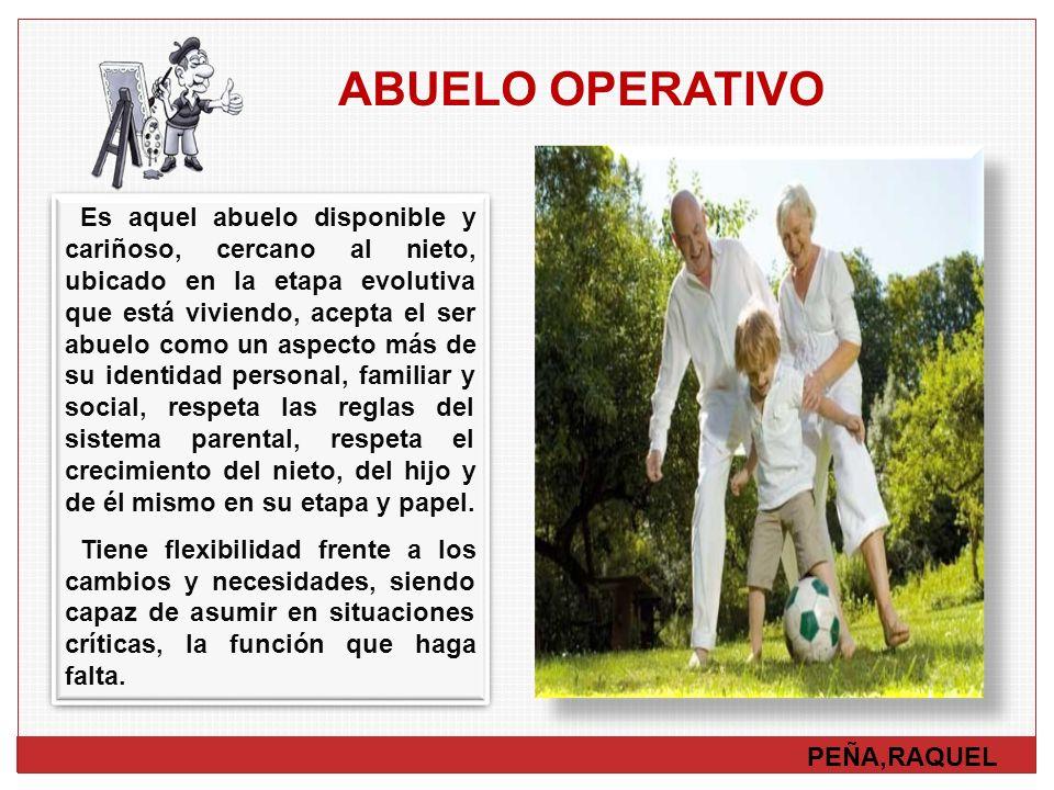 ABUELO OPERATIVO