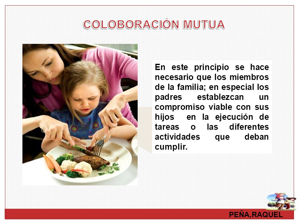 COLOBORACIÓN MUTUA