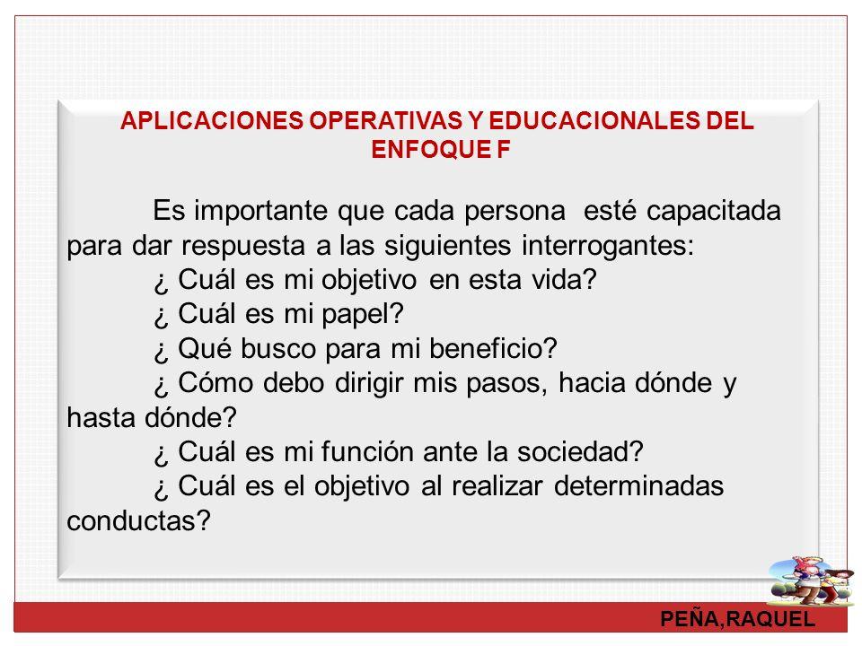 APLICACIONES OPERATIVAS Y EDUCACIONALES DEL