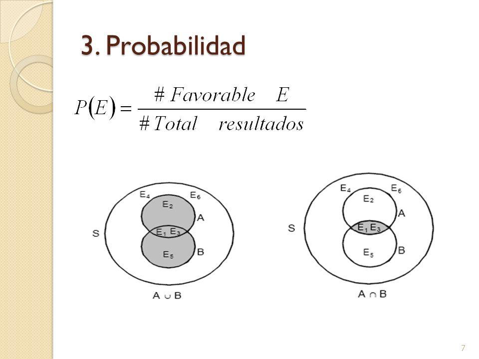 3. Probabilidad
