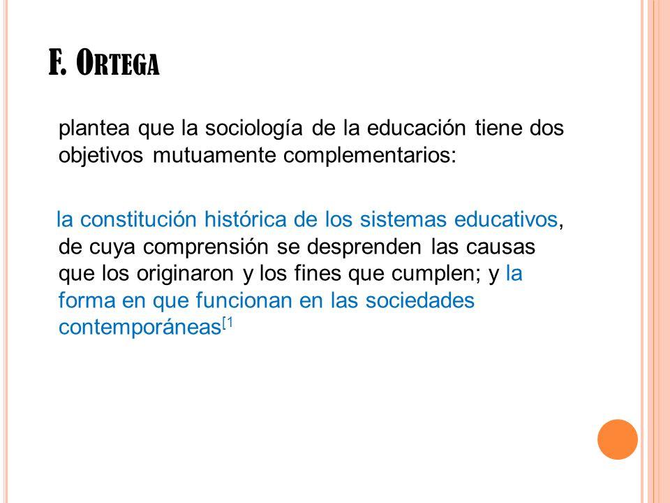 F. Ortega