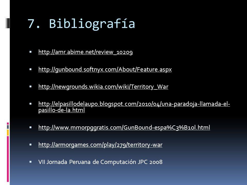 7. Bibliografía http://amr.abime.net/review_10209