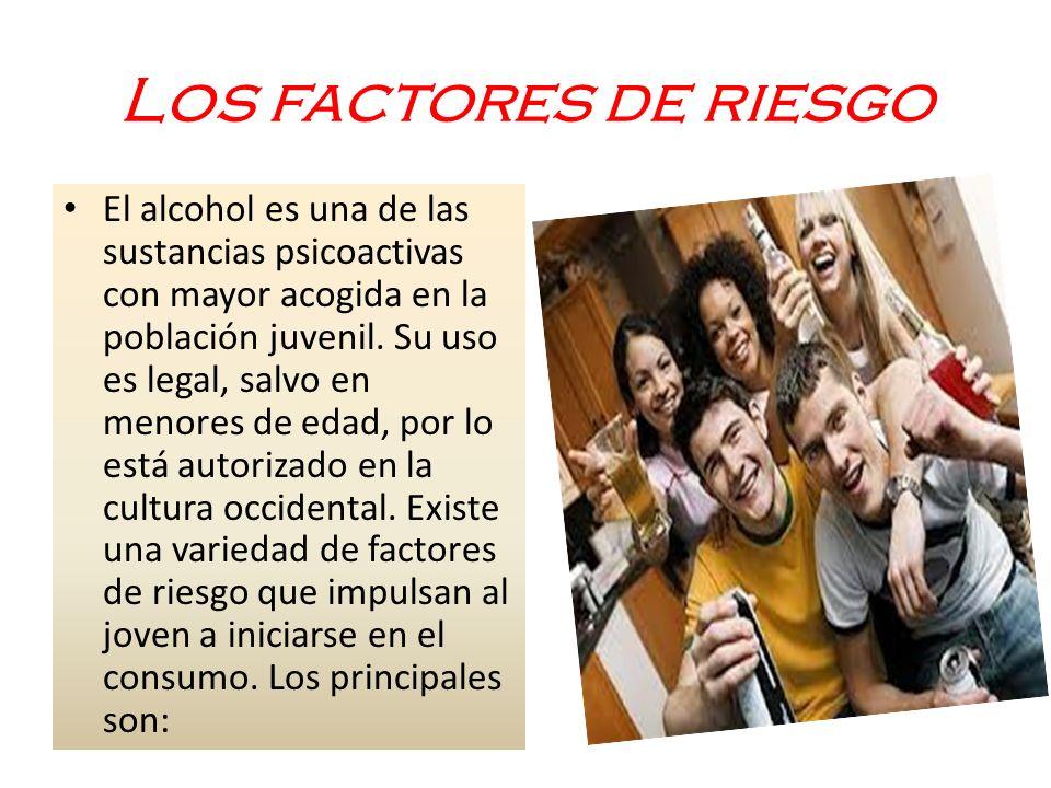 Los factores de riesgo