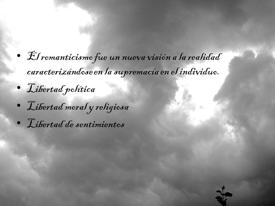 Libertad moral y religiosa Libertad de sentimientos