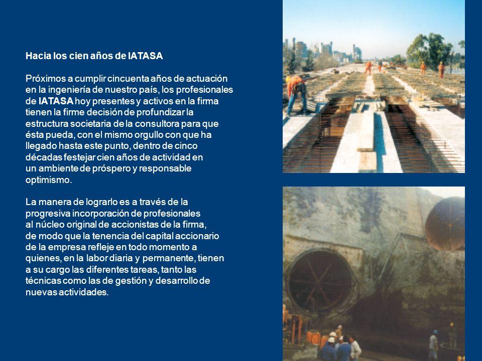 Hacia los cien años de IATASA