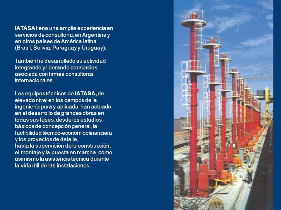 IATASA tiene una amplia experiencia en